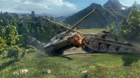 World of Tanks Battle Wallpapers | HD Wallpapers | ID #12044