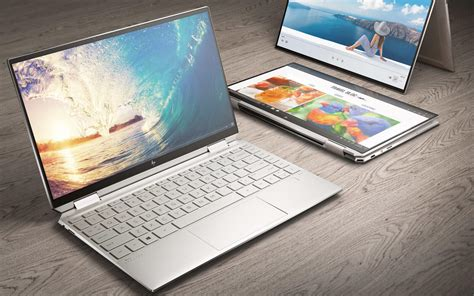 HP shores up Spectre x360 13 with 10th-gen Intel CPUs, 4K